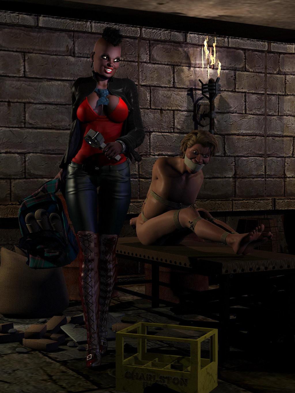 2 mistresses 2 slaves 2 whips - 3 3