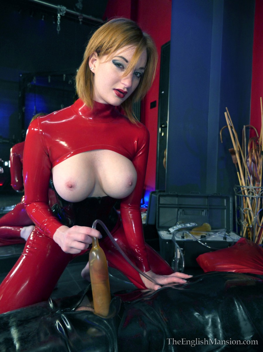 Opposite. Rubber domination movies recommend you
