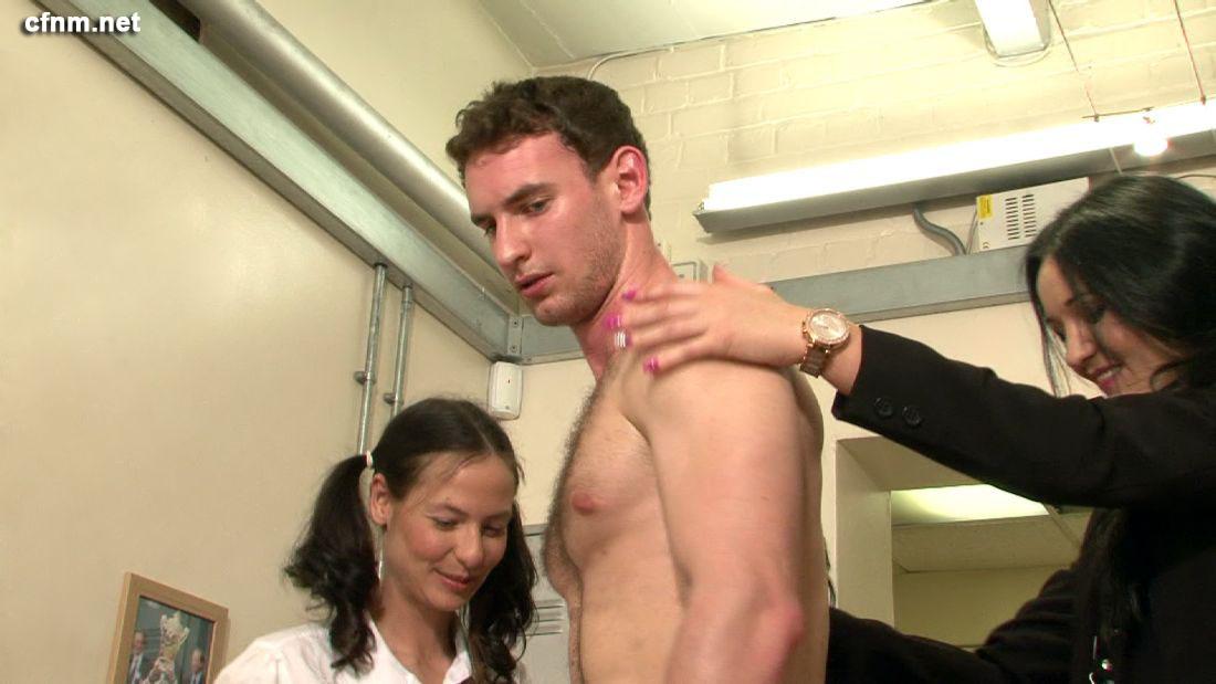 Vidéos de fétichisme médical masculin