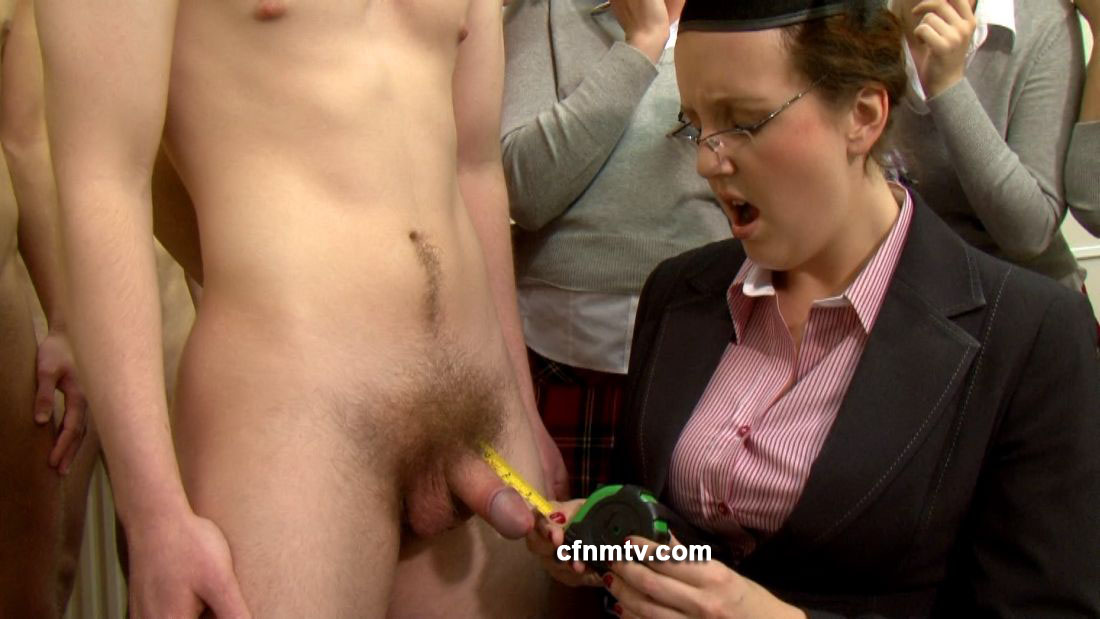 image Dirty foot humiliation college party he