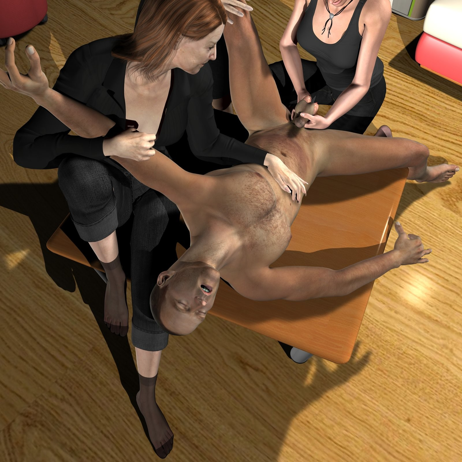 pity, mature nude women in bondage theme simply