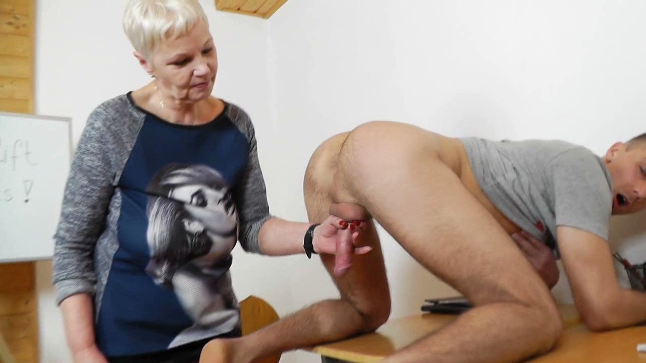 humiliation hand job