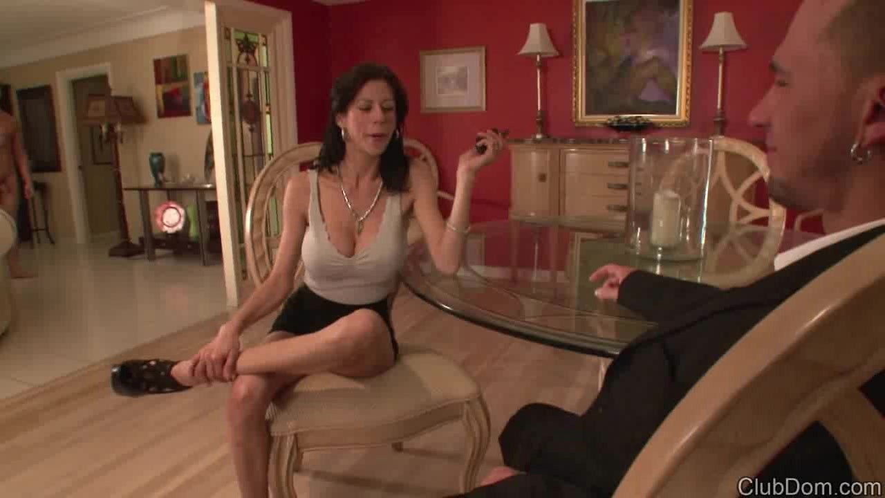 A hubby films wife with someone else - 1 part 10