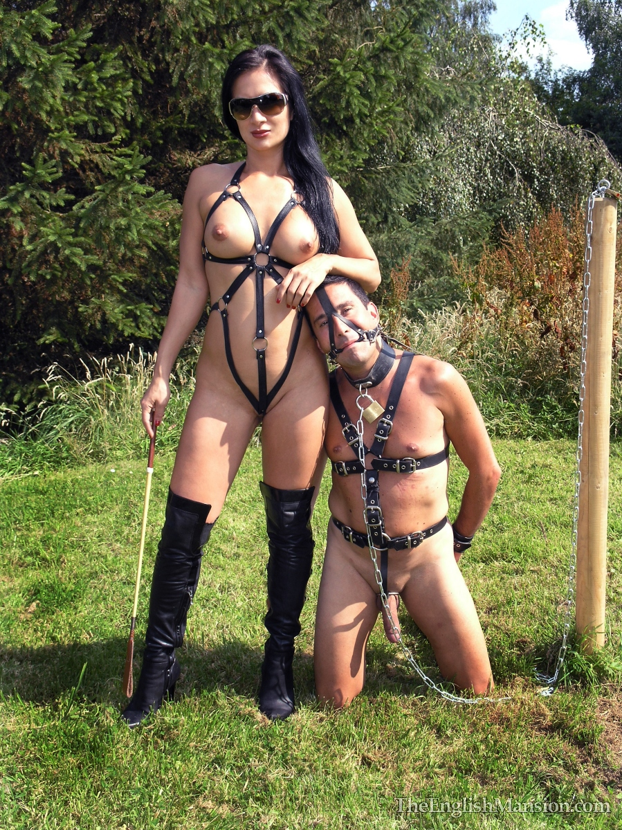 Outdoor sex fetish