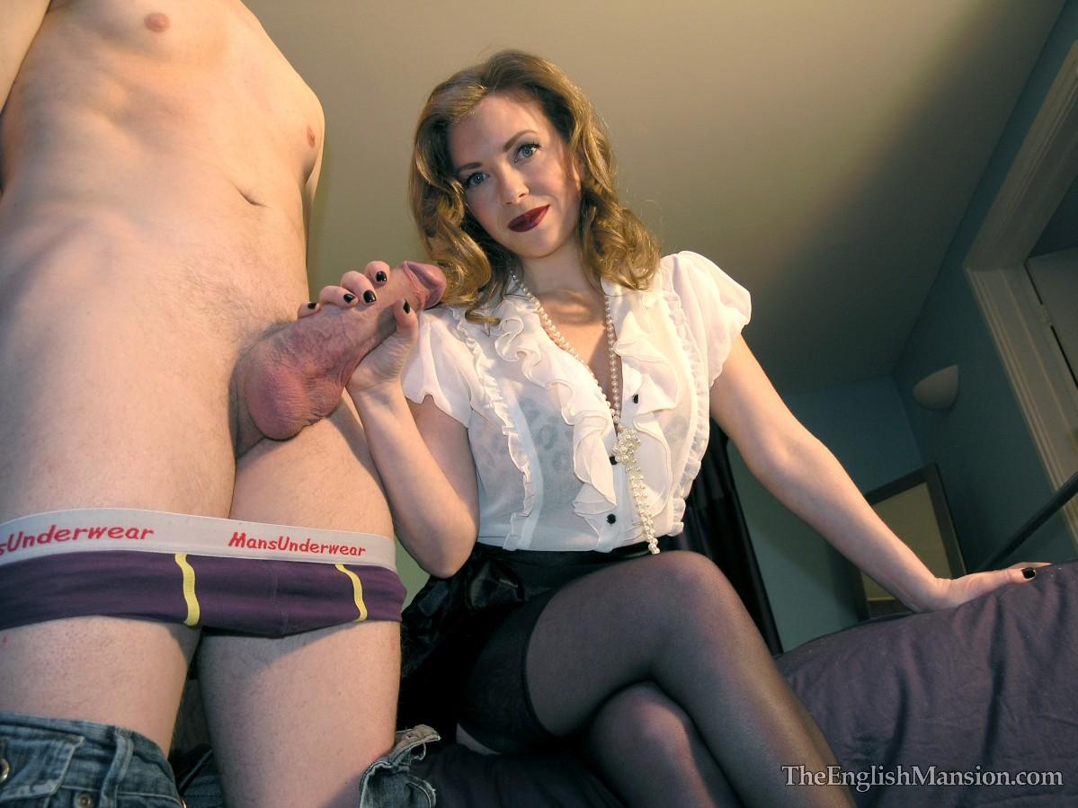 Mistress t pov