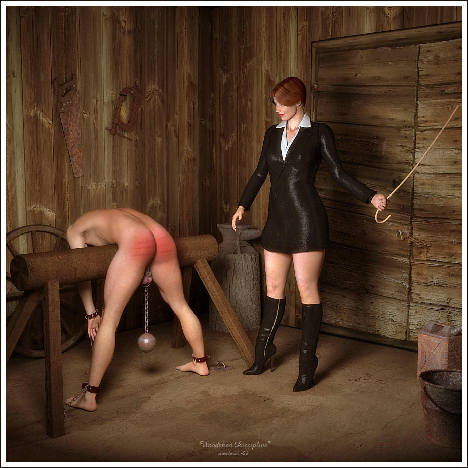 Mm bondage and domination absolutely