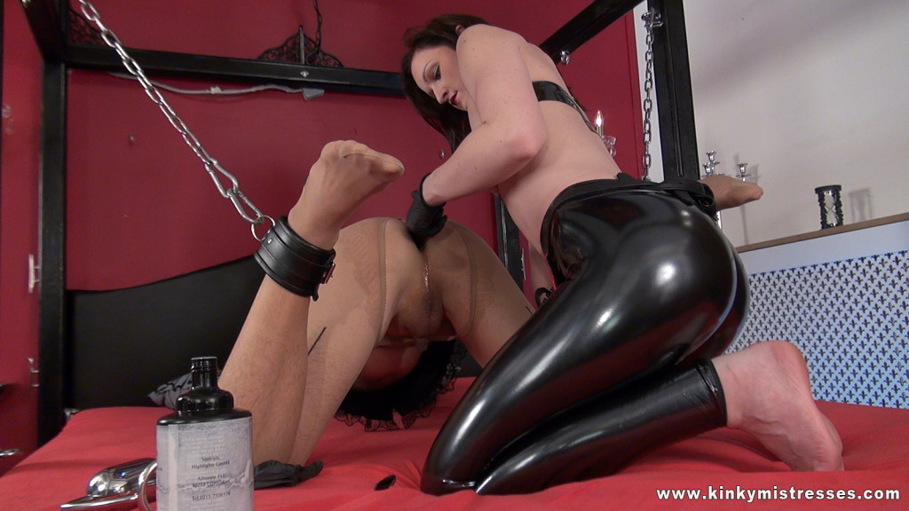 Forced bi handjob free video
