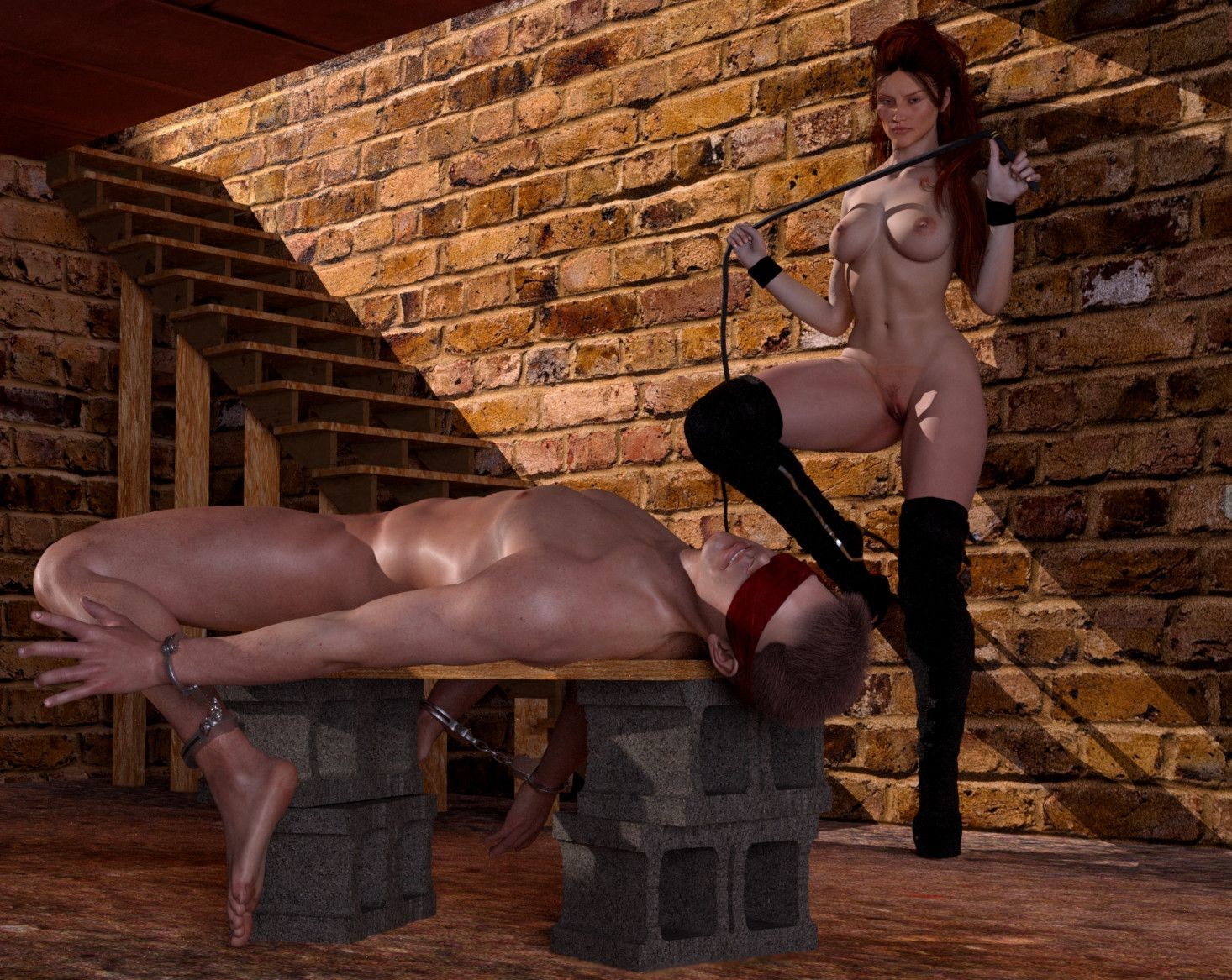 Valuable free male domination bdsm stories nonsense!