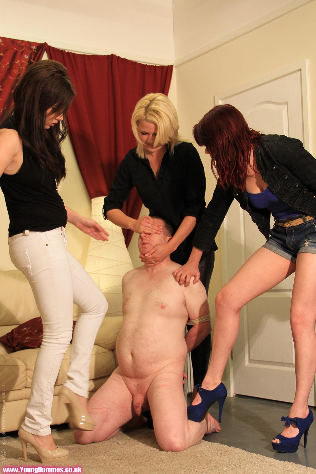 female having a orgasm