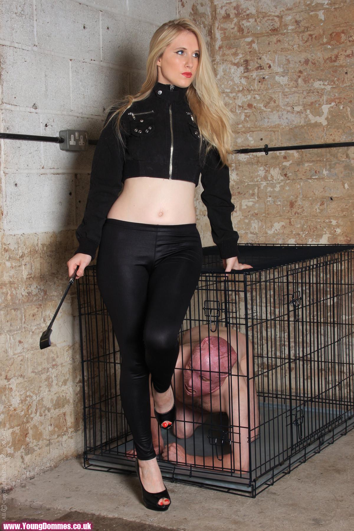 Female domination sissy slut