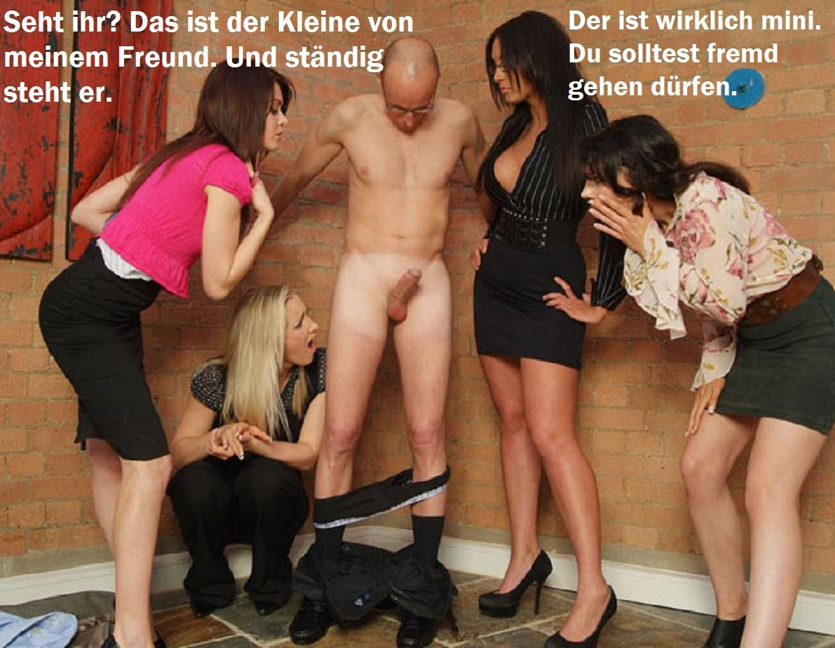 Cfnm German