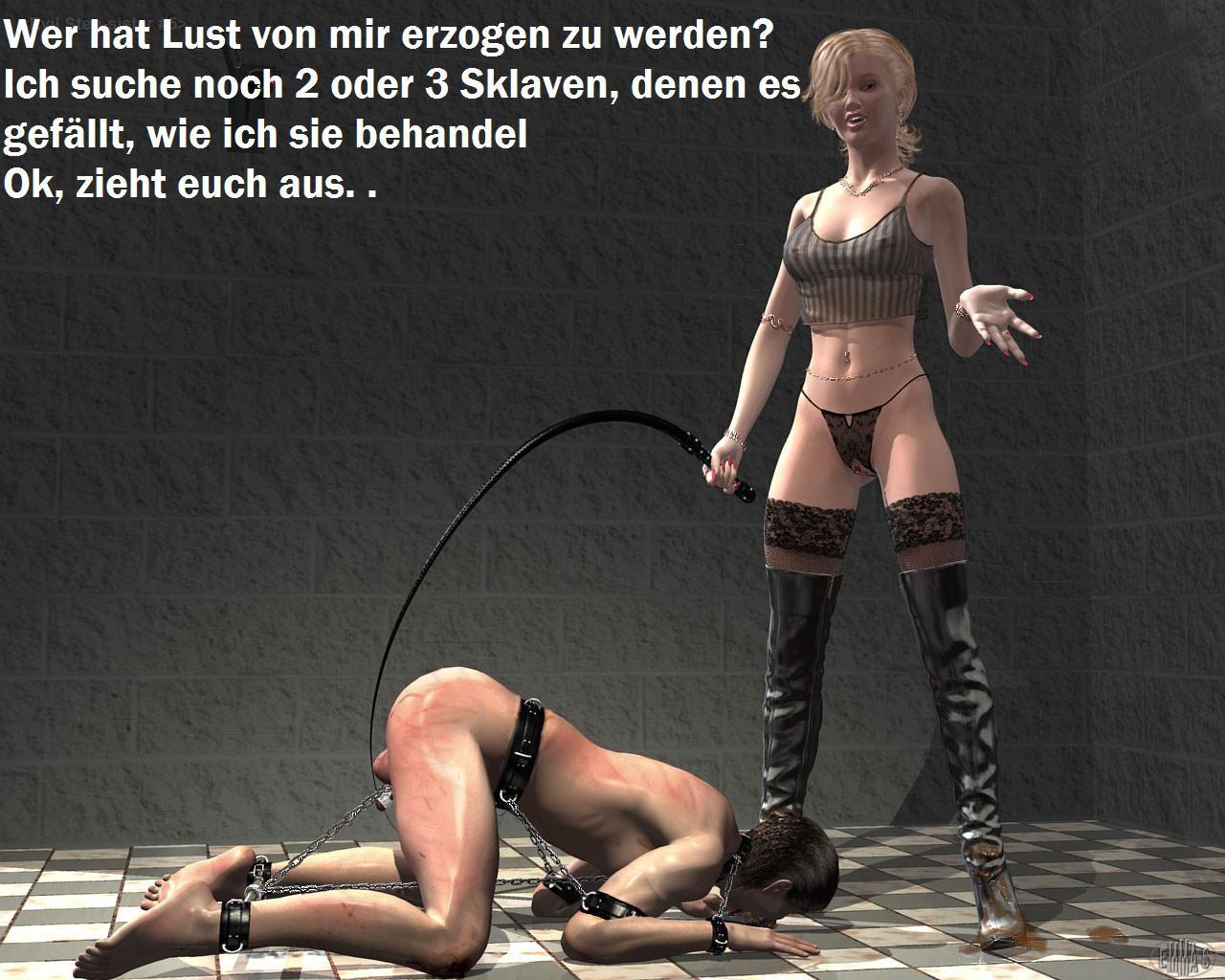 Deutsche Femdom