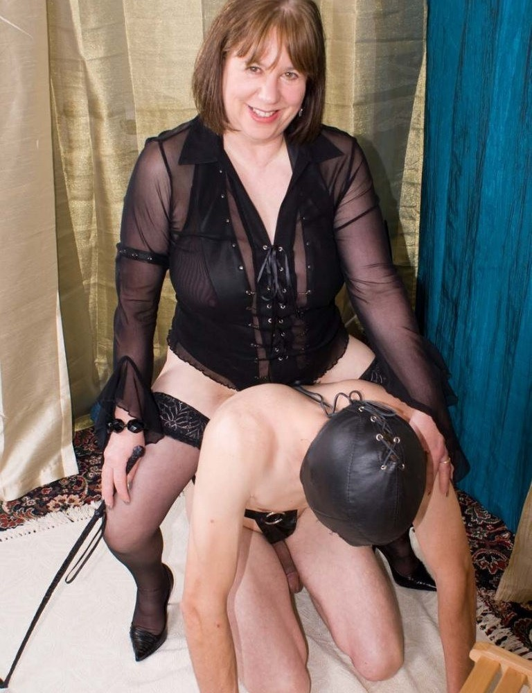 Mature mistress how that