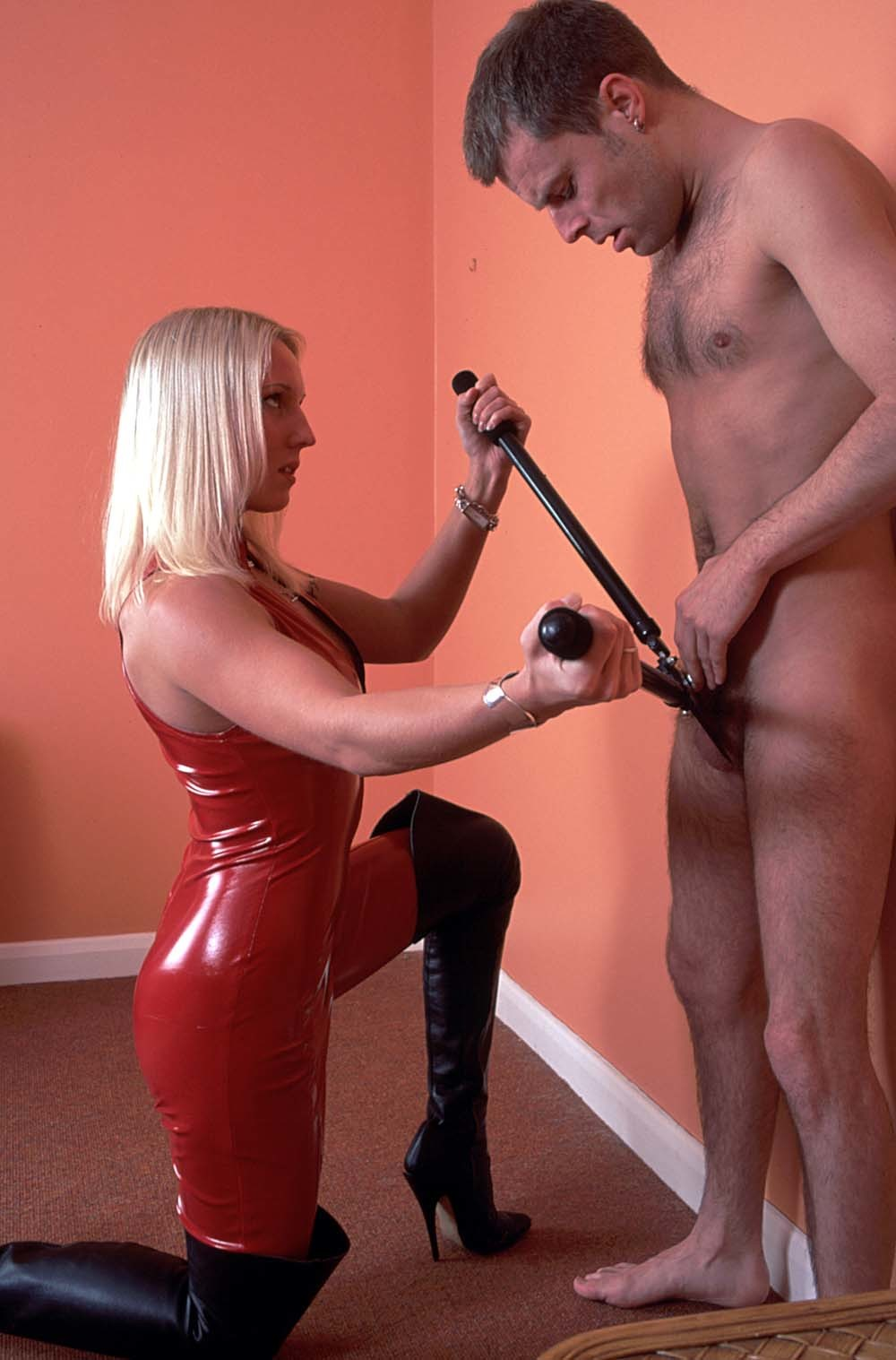 opinion you cbt femdom free porn think, that you
