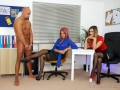 Office-lady-bosses-strapon-01