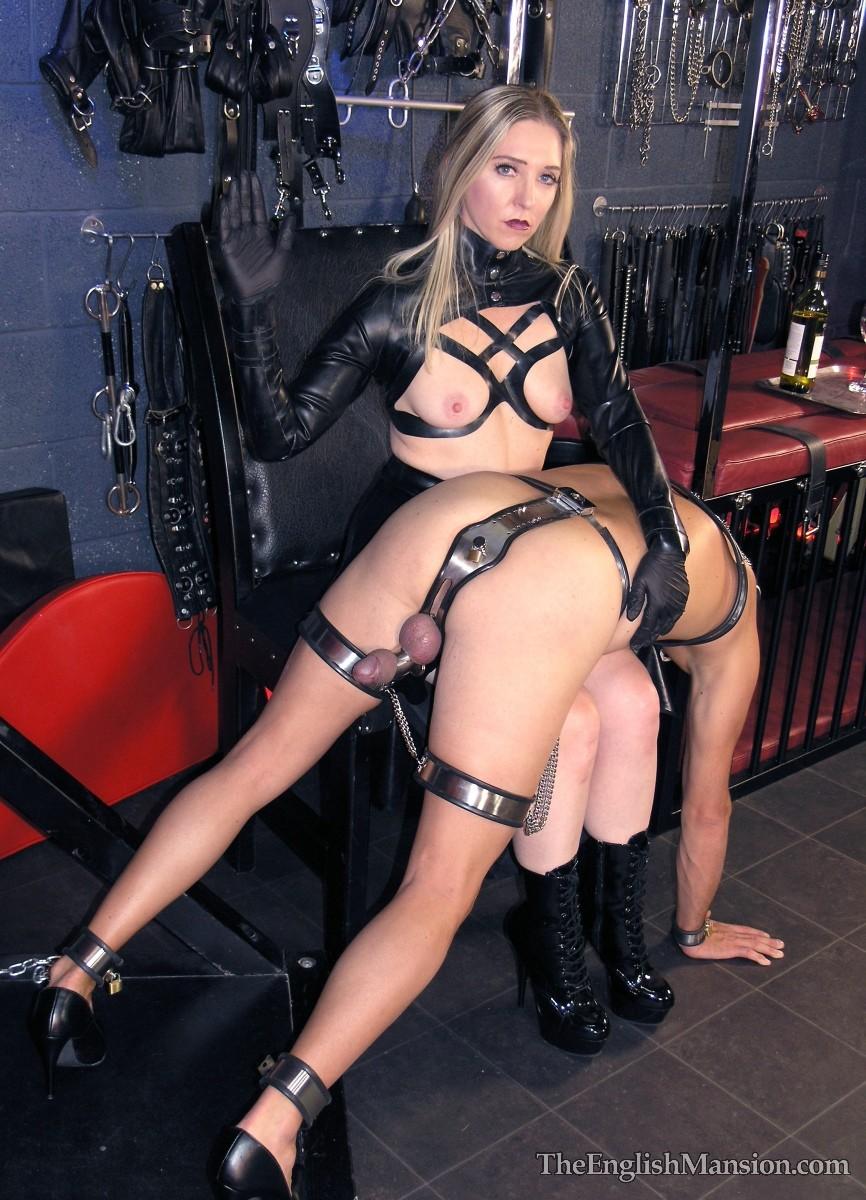 Mistress chastity slave