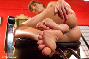 footworship