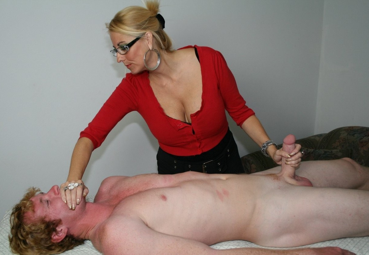 Mature mistress video-4544