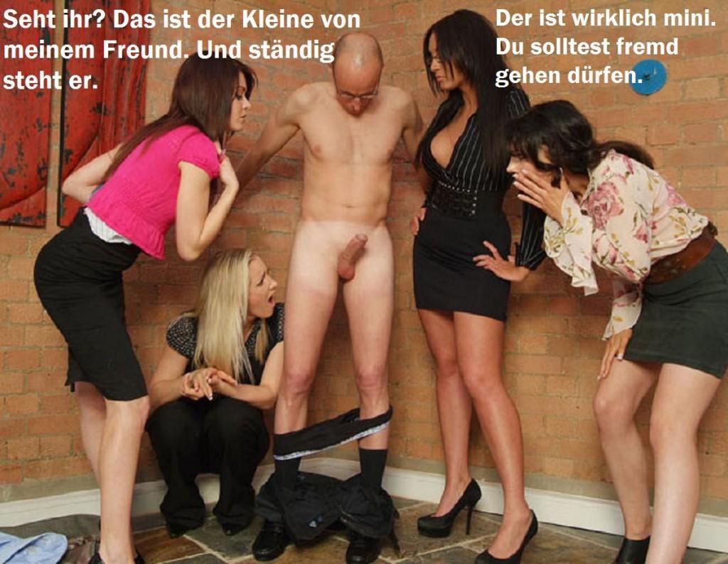 Deutsche femdom pornos