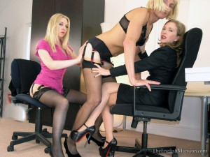 office-tv-enforced-dressing-humiliation-10