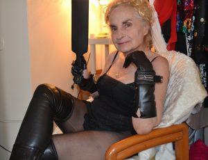 Granny femdom hot hell