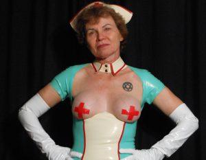 Mature Nurse Domina