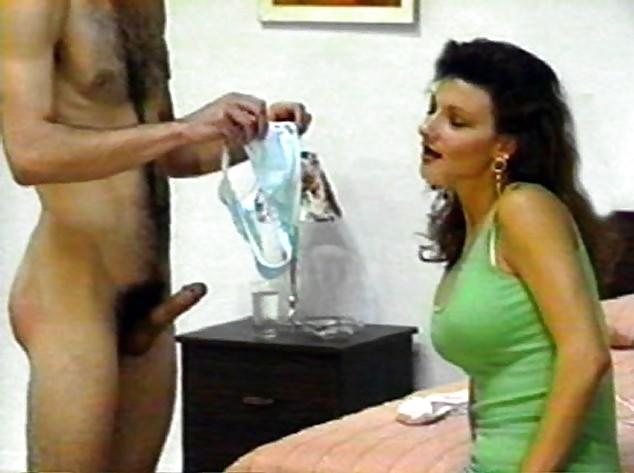 Sissy satin maid spanked amp cum by madamec - 1 part 7