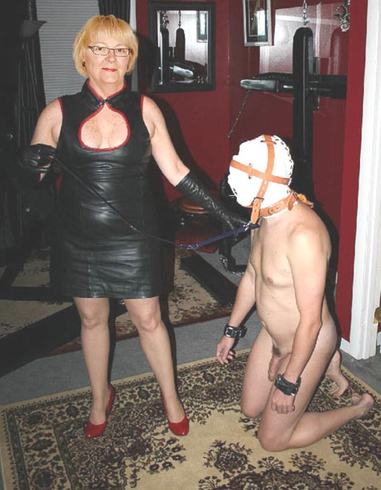 Dominant granny