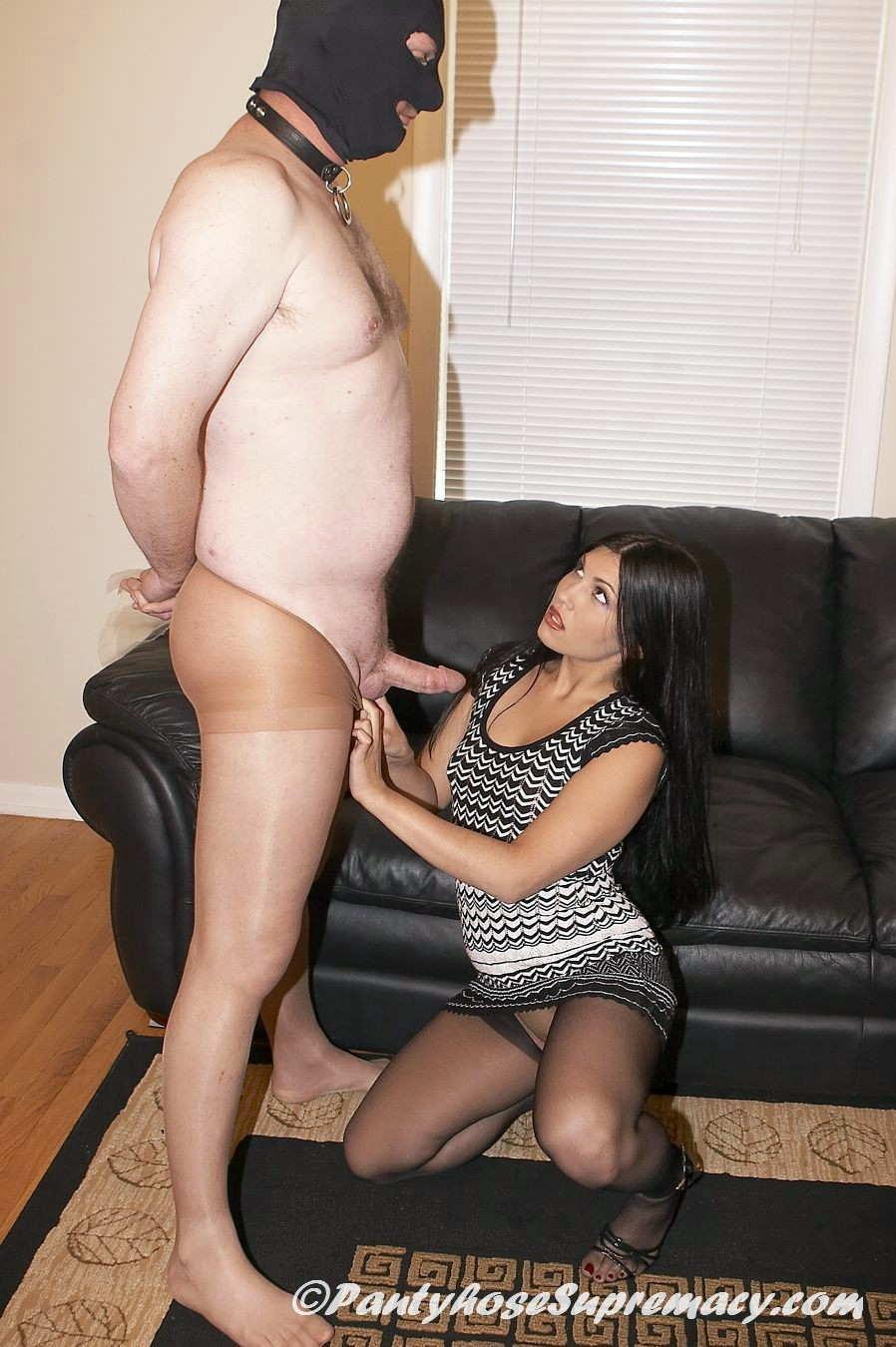 Dominated mistress