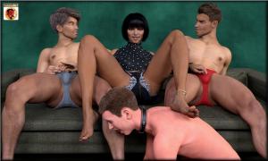 Cuckold Digital Art