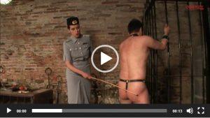 * MISTRESS LAUDANA * Hard punishment in prison at the OWK Castle!